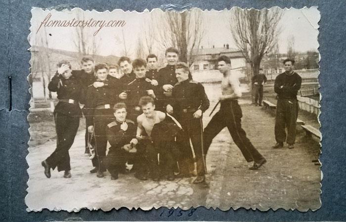 старая фотография