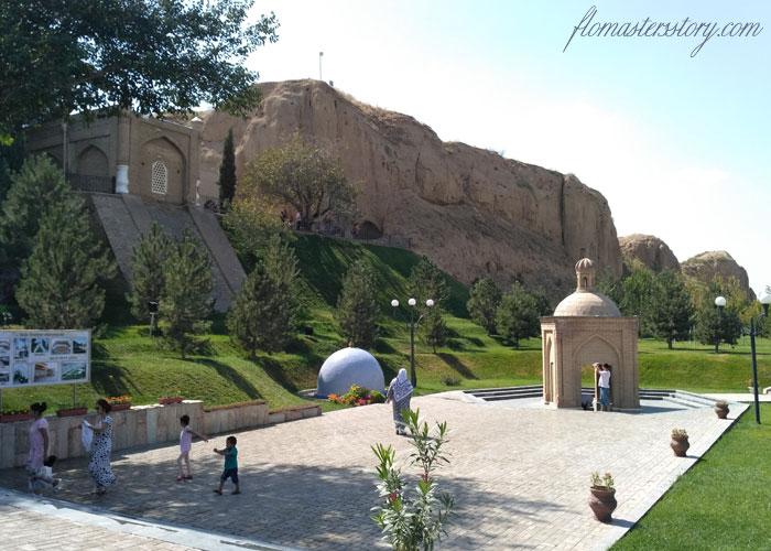 святой источник Самарканд