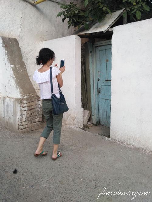 старые дома Ташкента