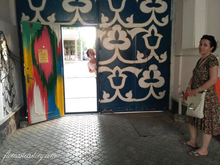 ташкентские хостелы