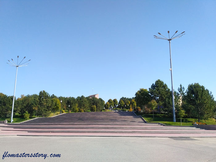 обсерватория Улугбека Самарканд