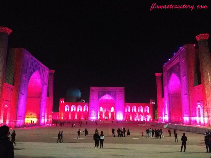 фото Регистана