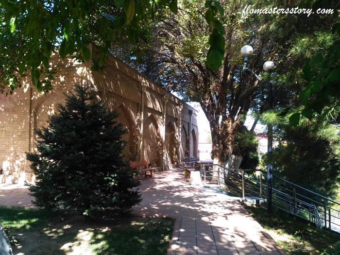 мавзолей Святого Даниила