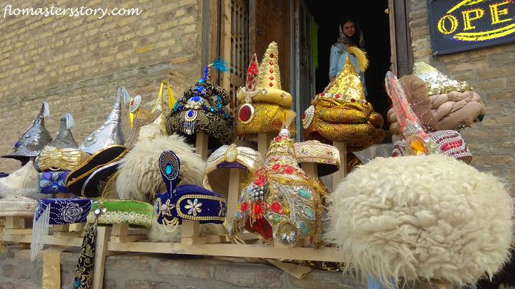 сувениры Бухары