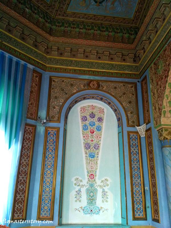 красота дворца Кагана