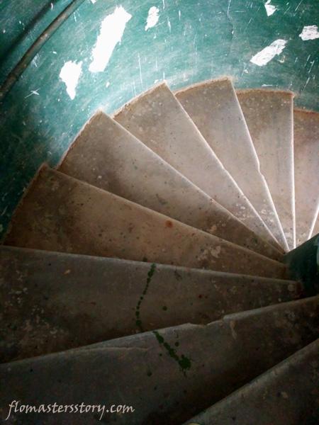 лестница дворца Кагана