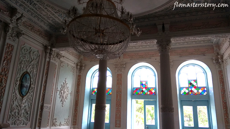 убранство дворца Кагана