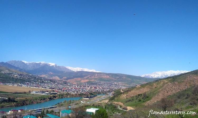 горы Ходжикента
