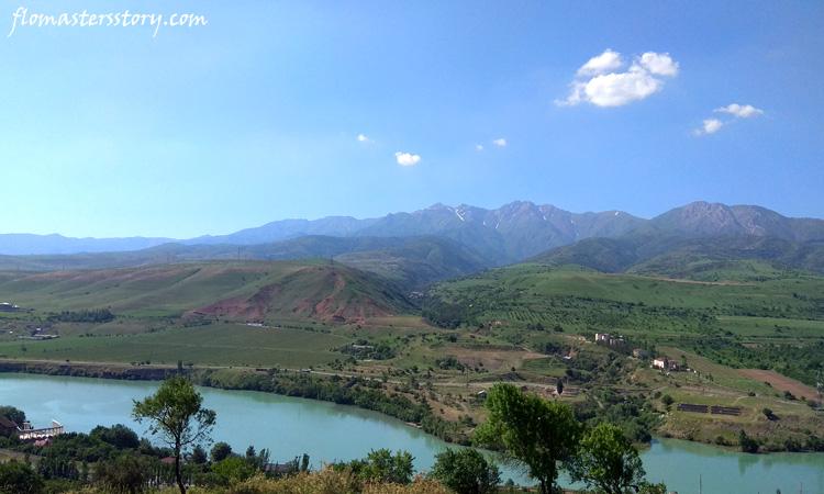 горы ташкентской области