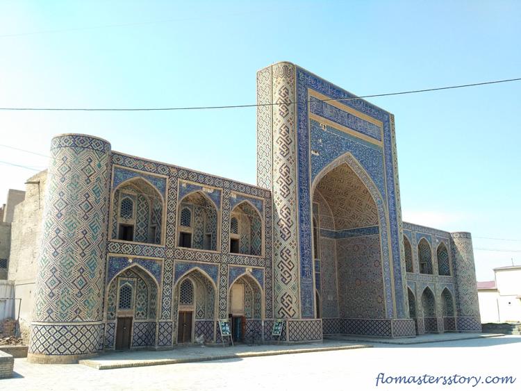 медресе Абдулла-хан Бухара